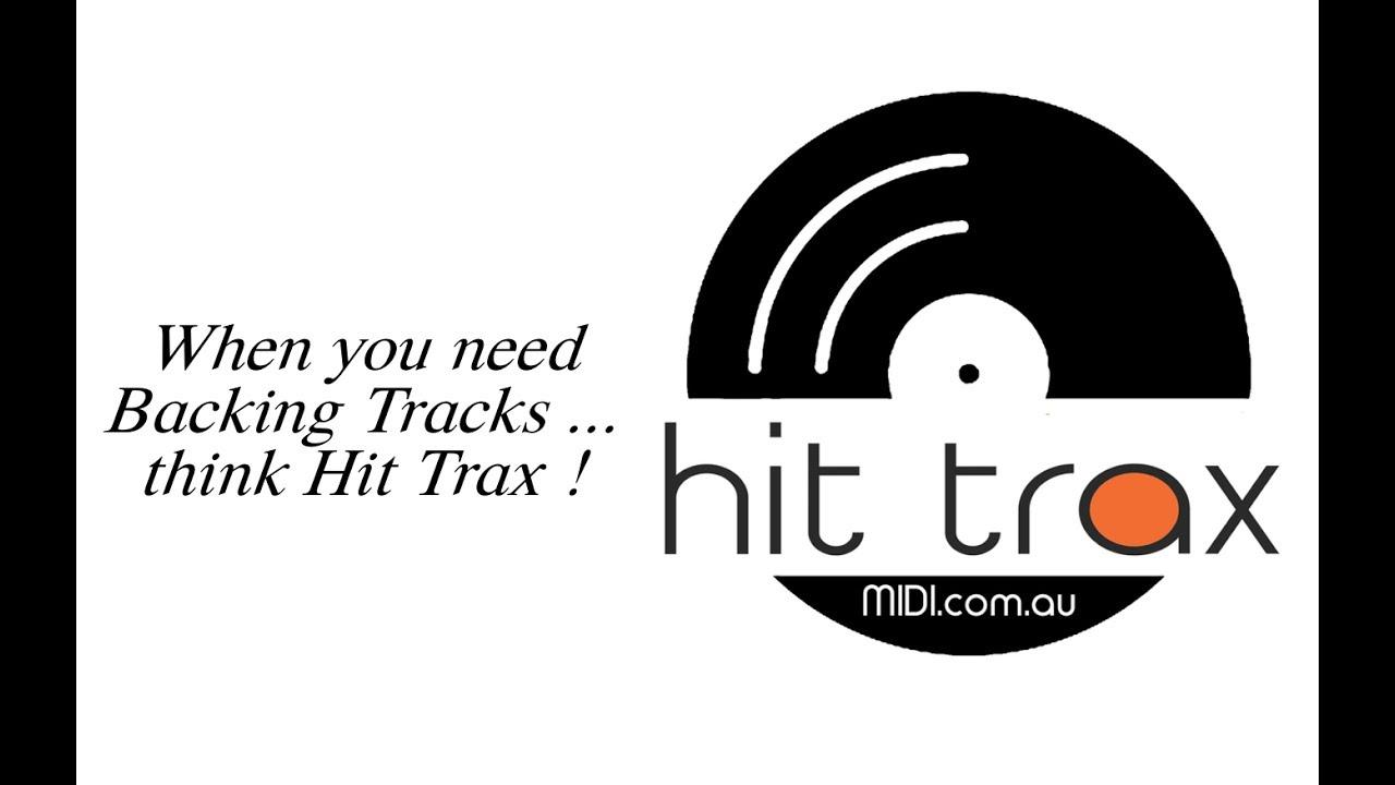 Hit Trax MIDI Files Backing Tracks