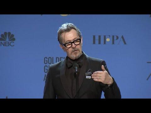 Download Youtube: Gary Oldman: Harvey Weinstein gave me the 'creeps'