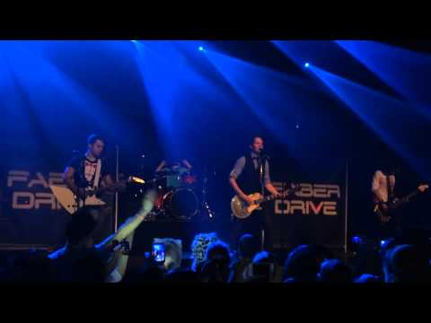 Faber Drive When I'm With You Again Live Montreal 2012 HD 1080P