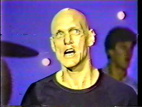 MIDNIGHT OIL -  Interview on Thicke Of The Night - 11 April 1984