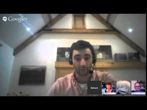 Blogging & Publicity for Artists with Irish Artist Richard Hearns
