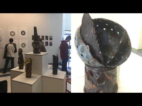 Student Art Show at SUNY C-GCC