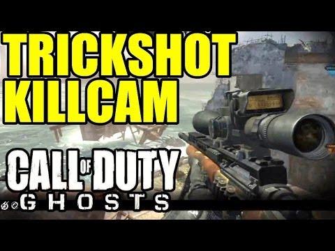 Play Trickshot Killcam # 795 | COD GHOSTS Killcam | Freestyle Replay