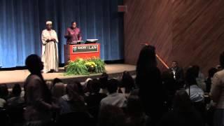 Fatou Bensouda at Emory Law School