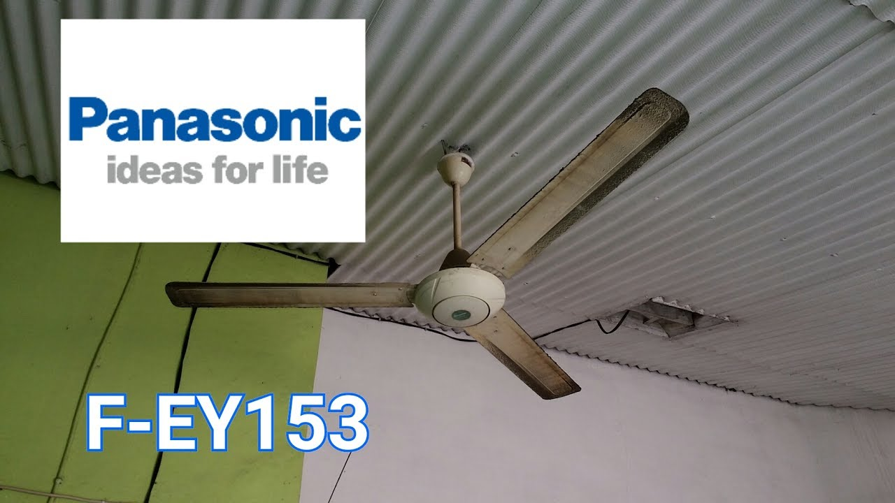 60 Panasonic Industrial Ceiling Fan