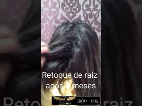 Alisamento Americano Troia Hair