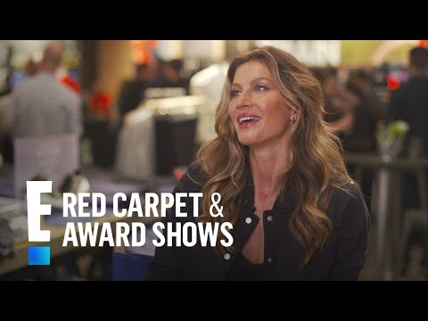 Gisele Bundchen Shares Diet and Fitness Secrets | E! Live from the Red Carpet