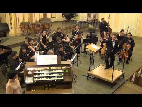 Віртуози Львова, Орган з оркестром у галантному стилі