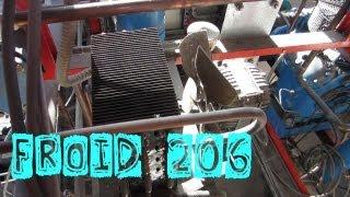 Froid206-Un petit refroidisseur d'huile