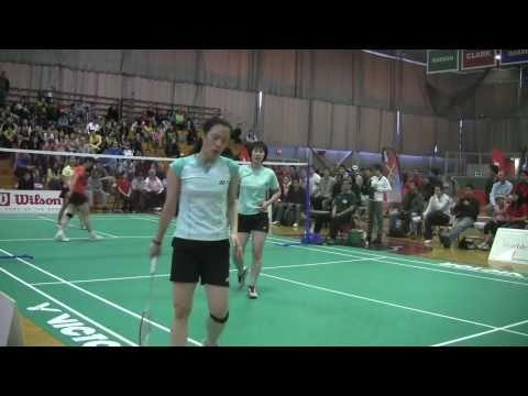 2010 Wilson Boston Open: Women's Doubles Final Par...