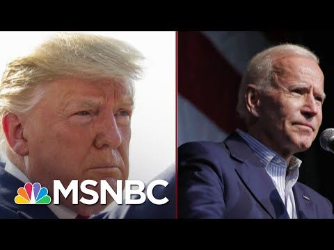 Trump And Biden Face Off As The Country Learns More About The Charade Of The President's Persona