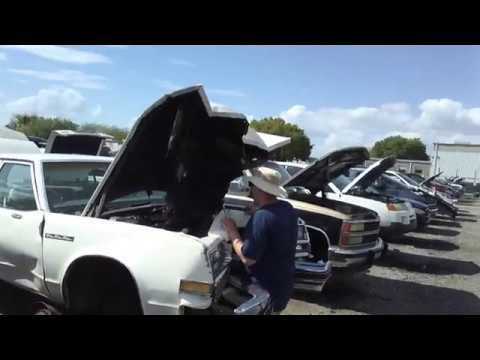 1979 Buick Lesabre At Budget U Pull It In Orlando Fl Youtube