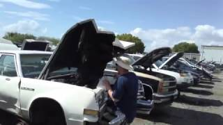 1979 Buick LeSabre at Budget U Pull It in Orlando, FL