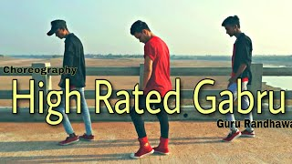 Nawabzaade: High Rated Gabru | Dance Cover Video | Varun Dhawan | Shraddha Kapoor | Guru Randhawa
