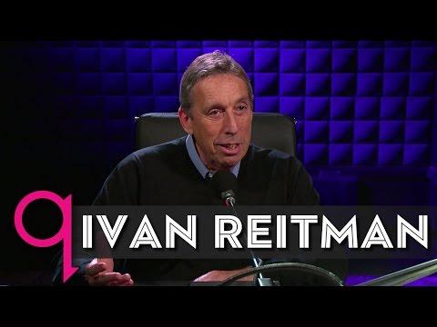 Ghostbusters Director Ivan Reitman In Studio Q