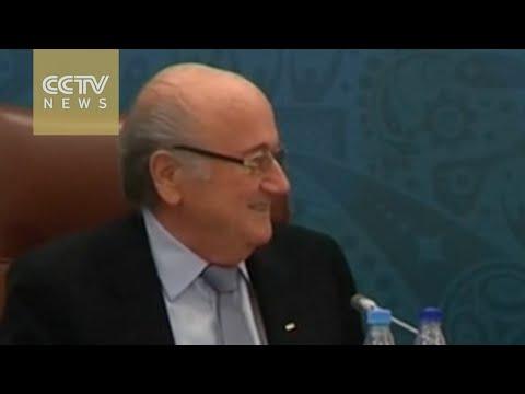 FIFA President Sepp Blatter faces 90-day suspension