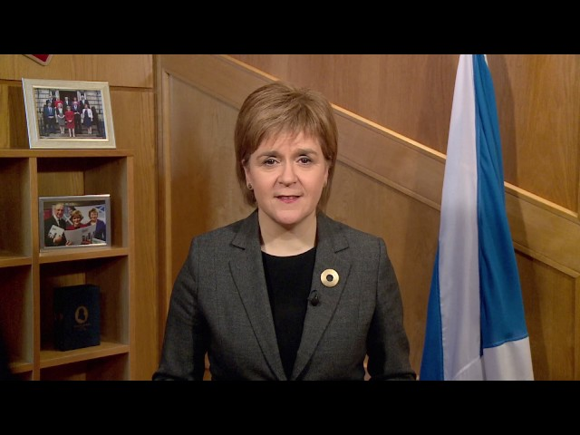 St Andrews Day Message