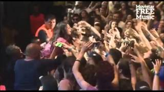 M.I.A. Live at Movistar Free Music (Buenos Aires - Argentina) Full Concert