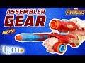 Marvel Avengers: Infinity War Nerf Assembler Gear Iron Man from Hasbro