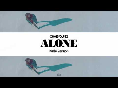 [MALE VERSION] ChaeYoung - Alone