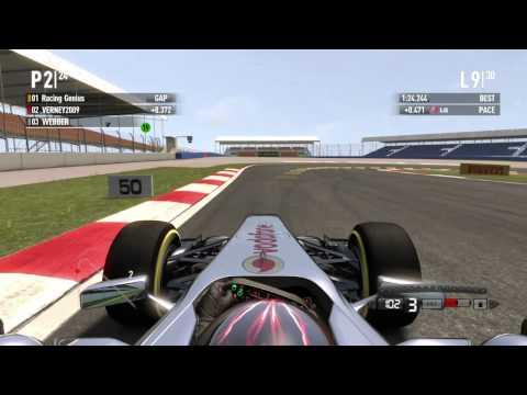 F1 2011 Coop Season 2 India Race #1