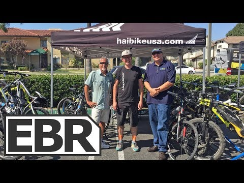 Quick Chat with Haibike - E-Bike Open House