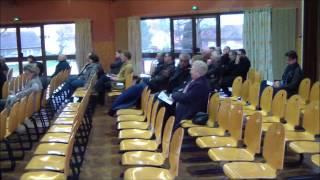Réunion d'information contre la ligne THT à Leforest