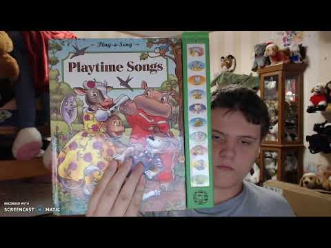 play a song book playtime songs