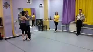Урок №9 Танго-Вальс