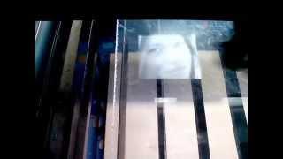 видео лазерная гравировка оргстекла