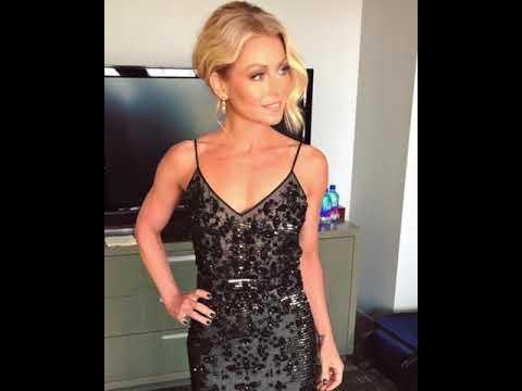 Kelly Ripa's Oscar Dresses Over the Years