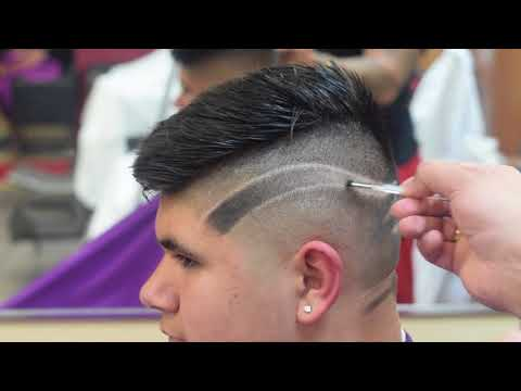 FREESTYLE WITH JAY TEE THE BARBER