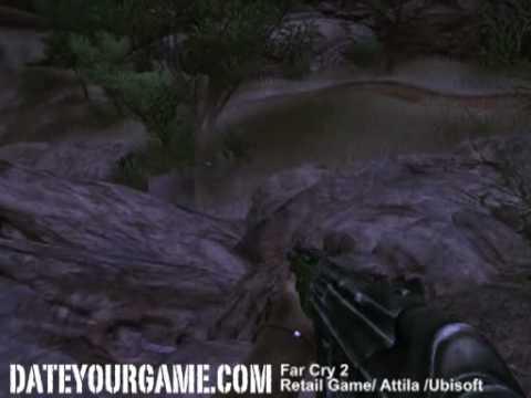 Far Cry 2 Destroy Tanker at Rail Yard APR 8% Walkthrough