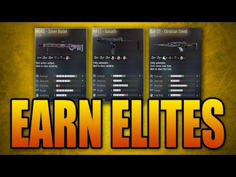 New Direct Way to Unlock Elite Weapons in Advanced Warfare! (Plus 15 New Prestiges)
