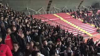 Beşiktaş Taraftarı Gecekonduyla T**şak geçiyo
