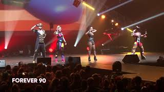 Vengaboys We Like To Party Vengabus 1 @ FOREVER 90 EDITION 2018