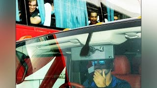MS Dhoni drives Hummer on Ranchi streets, New Zealand's players shocked | वनइंडिया हिन्दी