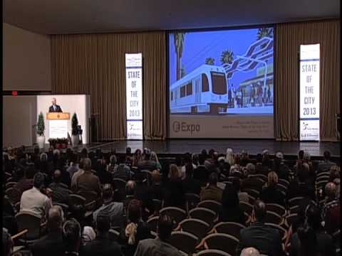 State of the City Video 2013 | Chamber of Commerce | Santa Monica CA