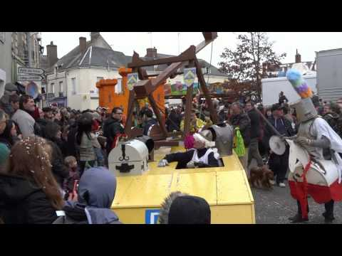 Carnaval de Oucques la Joyeuse 2014