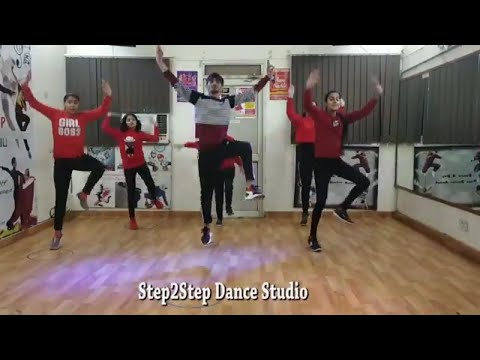 White Gold | Nawab | Gurlez Akhtar | Desi Crew | Dance Video | Bhangra | Easy Steps | Step2Step