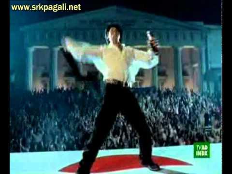 SRK old pepsi AD with RANI,KAJOL AND SHAHID KAPOOR