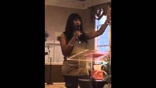 Jewel Tankard teaching Prayer School