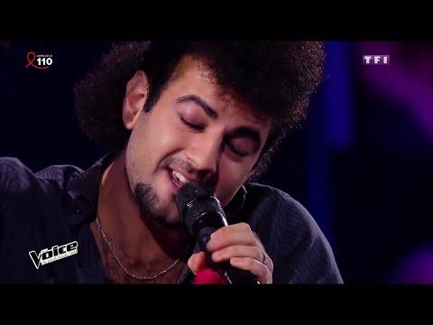Araz vs Lena  'What's up' 4 NON BLONDES The Voice 5 France