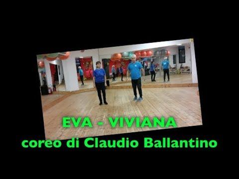 Eva - Mina e Celentano || Mario Totem || 2017-2018 || coreo Claudio Ballantino