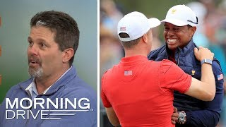 The 'bromance' of Tiger Woods and Justin Thomas | Morning Drive | Golf Channel