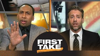 Max: It'd be 'outrageous' if Odell Beckham Jr. is forced into NFL drug program | First Take | ESPN
