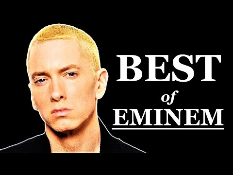 EMINEM Album Ranked (Worst To Best) [1996 - 2018]