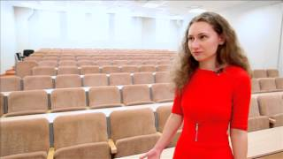 Катерина из Беларуси рассказывает об учебе в Литве