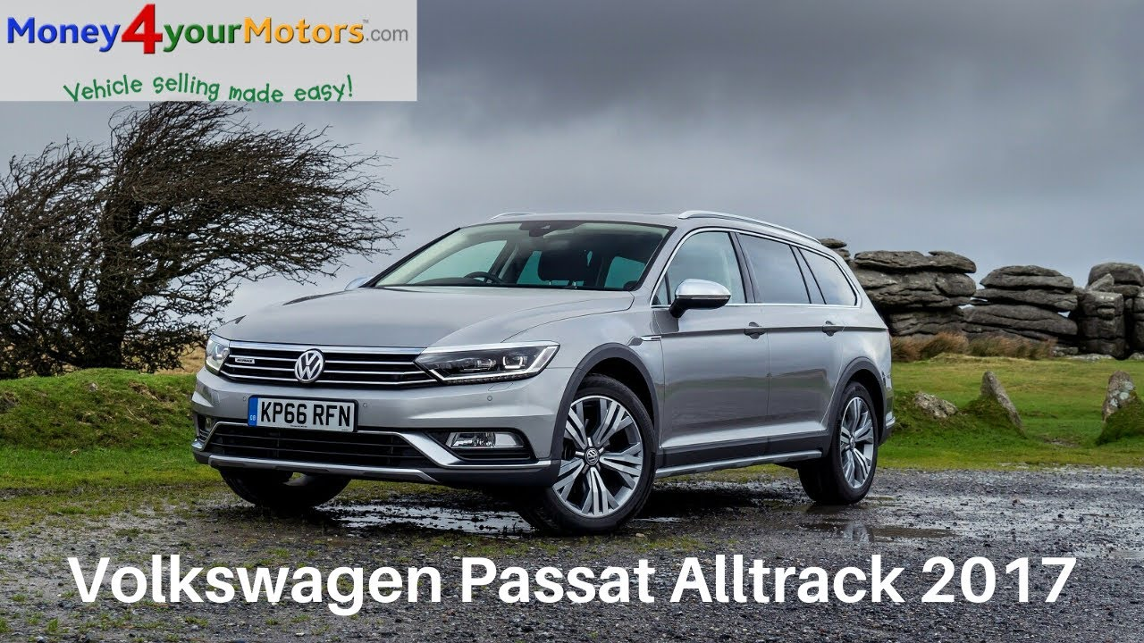 volkswagen passat alltrack 2017 review youtube. Black Bedroom Furniture Sets. Home Design Ideas