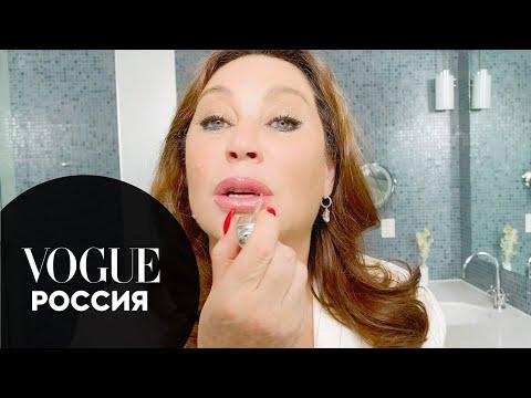 Секреты красоты: Алла Вербер показывает свой повседневный макияж
